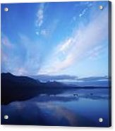 Lough Leane, Lakes Of Killarney Acrylic Print
