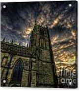 Loughborough Parish Church Acrylic Print