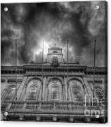 Loughborough Town Hall Acrylic Print