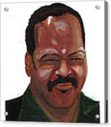 Louis Jackson Jesse Acrylic Print