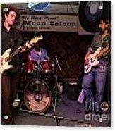 Louisiana House Rockers 03 Acrylic Print