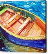 Love Boats Acrylic Print