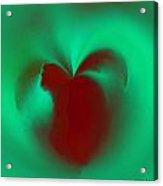 Love Effusion Acrylic Print