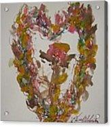 Love Heart Acrylic Print