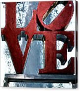 Love In The Afternoon Acrylic Print