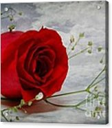 Love Is Everlasting Acrylic Print