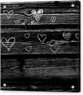 Love Acrylic Print