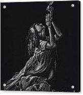 Love Of Freedom Acrylic Print