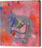 Love On A Cloud Acrylic Print