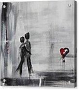Love Story 1 Acrylic Print