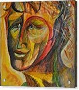 Loved Face Acrylic Print