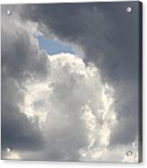 Lovely Cloud Acrylic Print