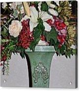 Lovely Floral Arrangement Acrylic Print