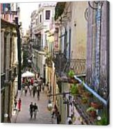 Lovely Havana Acrylic Print