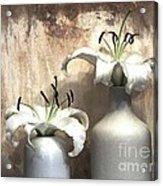 Lovely Lily Lu Acrylic Print