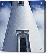 Low Angle View Of Lighthouse Acrylic Print