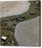 Low Tide Water 3 Acrylic Print