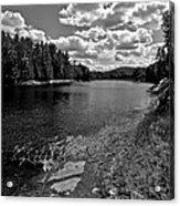 Lower Madawaska River Acrylic Print