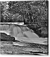 Lower Tahquamenon Falls 6140b Acrylic Print