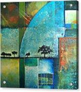 Lucid Archway Acrylic Print
