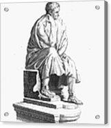 Lucius Annaeus Seneca Acrylic Print