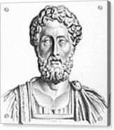 Lucius Commodus (161-192 A.d.) Acrylic Print