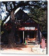 Luckenbach Texas - II Acrylic Print