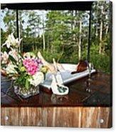 Bubble Bath 9222 Acrylic Print