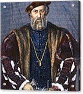 Ludovico Sforza (1452-1508) Acrylic Print