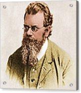 Ludwig Boltzmann, Austrian Physicist Acrylic Print