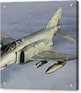 Luftwaffe F-4f Phantom II Acrylic Print