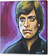 Luke Skywalker Acrylic Print