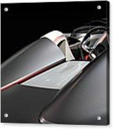 Luxury Sport Car Bmw Acrylic Print
