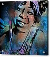 Ma Rainey Acrylic Print