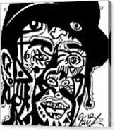 Mac Dre Acrylic Print