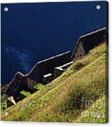 Machu Picchu Peru 5 Acrylic Print