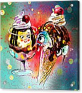 Made For Each Other Acrylic Print