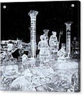 Made Of Ice V5 Acrylic Print