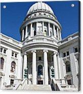 Madison Capitol Building Acrylic Print