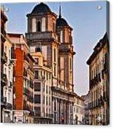 Madrid Acrylic Print