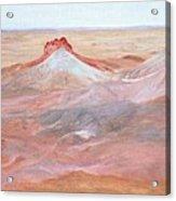 Magic Of The Breakaways 2 2012 Acrylic Print