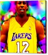 Magical Dwight Howard Laker Acrylic Print