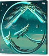 Magical Eve Acrylic Print