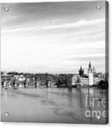 Magical Prague Acrylic Print