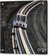 Maglev Train, Japan Acrylic Print