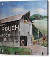 Mailpouch Acrylic Print