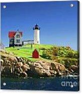 Maine Light Painting Look Acrylic Print