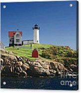 Maine Lighthouse  Acrylic Print