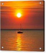 Majestic Sunset V2 Acrylic Print