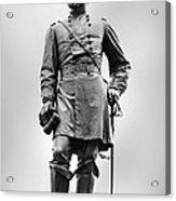Major General John Reynolds Statue At Gettysburg Acrylic Print by Randy Steele